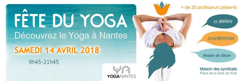 Fete du Yoga